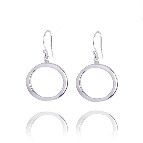 Elipse drop earrings medium size