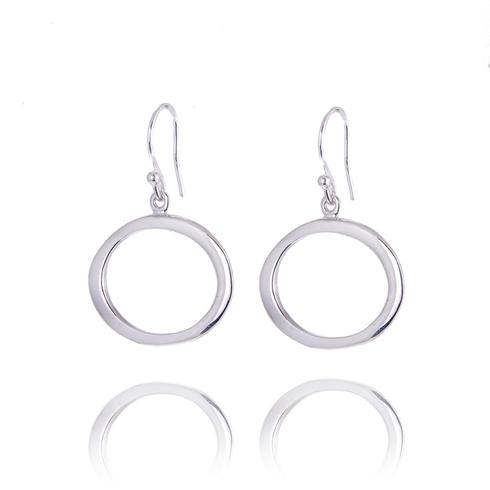 Elipse drop earrings medium size